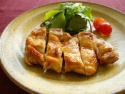 frozen teriyaki chicken leg quarters - product's photo