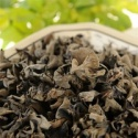 dried black tree ear fungus mushroom - product's photo