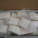 frozen chilean seabass loin portions - product's photo