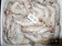 frozen hoso vannamei shrimps - product's photo