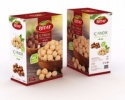 naturel hazelnuts roasted - product's photo