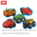 cute car shape chocolate biscuit - product's photo