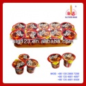 biscuit chocolate cup - product's photo