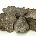 chinese dried black mushroom truffle - product's photo