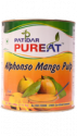 alphonso mango pulp - product's photo