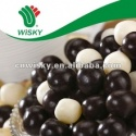 hot sale products ball shape filling milk halal chocolate candy - product's photo