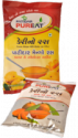 frozen mango milk shake - product's photo