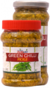 green chilli pickle - product's photo