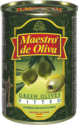 "green  olives ""maestro de oliva"" - product's photo"