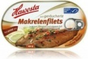hawesta herring fillets - product's photo