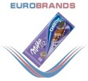 milka & oreo chocolate - product's photo