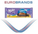 milka & oreo 300g chocolate - product's photo