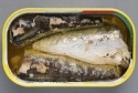 canned sardine in vegetable oil - product's photo