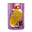 canned passion fruit puree - product's photo
