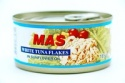 canned tuna fish in oil - product's photo