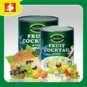 canned mixed fruit - product's photo