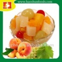 canned mix fruit - product's photo