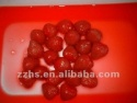canned strawberry in heavy syrup - product's photo