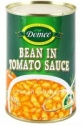 canned food chilli cheap baked beans in tomato sauce  - product's photo