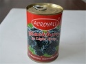 canned blackberry in syrup - product's photo
