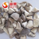 iqf frozen shiitake mushroom whole - product's photo