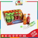 colorful fruit flavored bubble gum candy - product's photo
