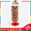 pile -shaped wholesale american sweet lollipop candy - product's photo