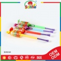 blow and pull melody candy toy lollipop sweets - product's photo