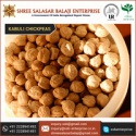 indian kabuli chickpeas - product's photo