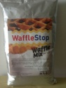 waffle powder mix - product's photo