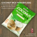100% natural coconut milk powder - product's photo