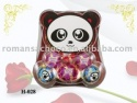 150g 12pcs panda chocolate - product's photo