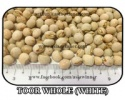 pigeon peas white type - product's photo