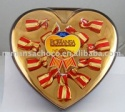 12pcs heart milk chocolate - product's photo