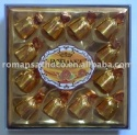 12pcs milk chocolate - product's photo