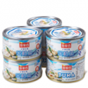 185g canned tuna chunk in brine - product's photo
