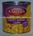 canned sweet kernel corn in vacuum (340g ) - product's photo