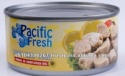canned tuna chunk in sunflower oil  - product's photo