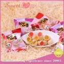 crispy milk flavor fruits soft candy - product's photo
