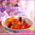 fruit flavor soft candy center filled - product's photo