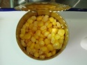 canned sweet corn kenels - product's photo