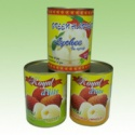 lichee canned fruit - product's photo