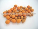 spicy coated peanuts cracker - product's photo