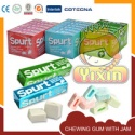 spurt center filled chewing gum - product's photo