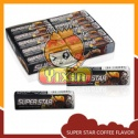 super star coffee flavored chewing gum - product's photo