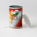 canned potato chips snacks - product's photo