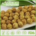 cheese coated chickpeas - product's photo