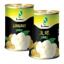 canned longan in syrup - product's photo
