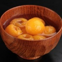 canned loquats in syrup - product's photo