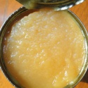 high quality canned apple sauce in syrup - product's photo